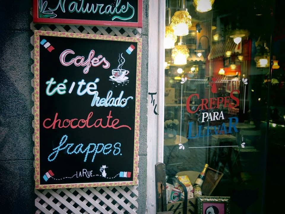 Creperie La Rue Madrid