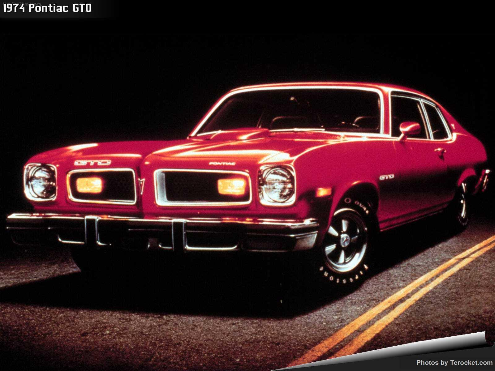 Hình ảnh xe ô tô Pontiac GTO 1974 & nội ngoại thất