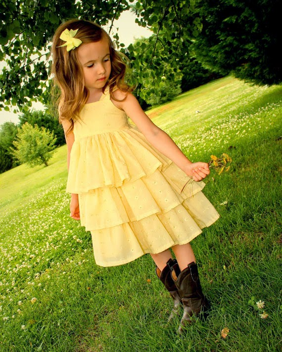 https://www.etsy.com/listing/191516189/yellow-eyelet-flower-girl-dress-girls