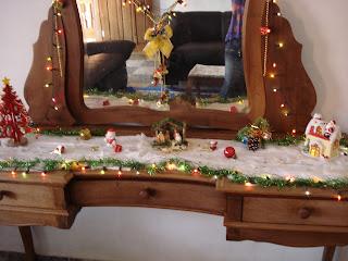 idéias decoração de natal