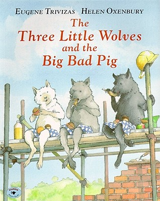 three pigs big bad wolf