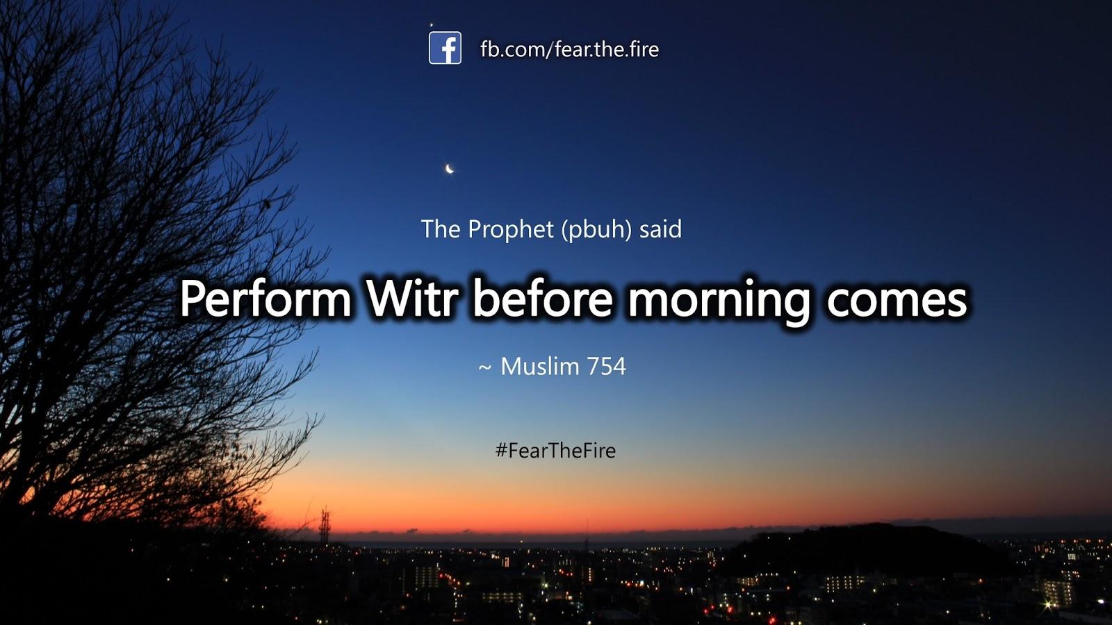 Prayer read at night
