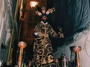 Nuestro Padre Jesús con la Cruz al Hombro (H. El Valle) 2007