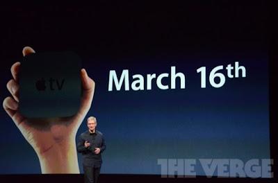 Apple tv 3 image
