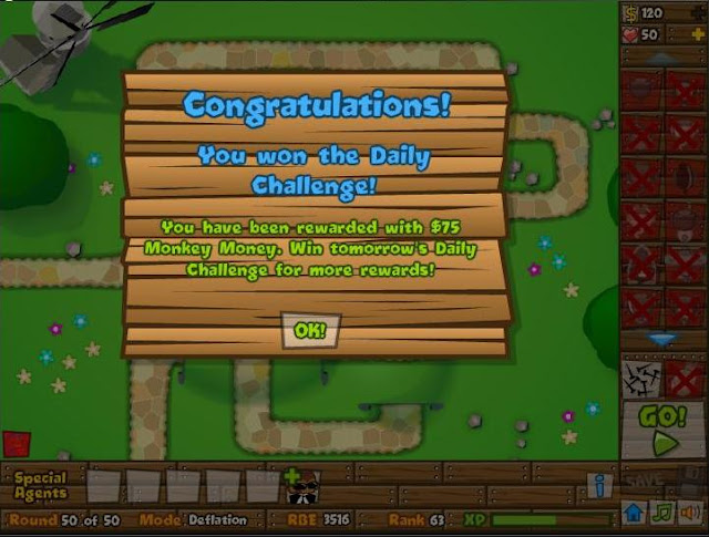 Unblocked bloons tower defense 5