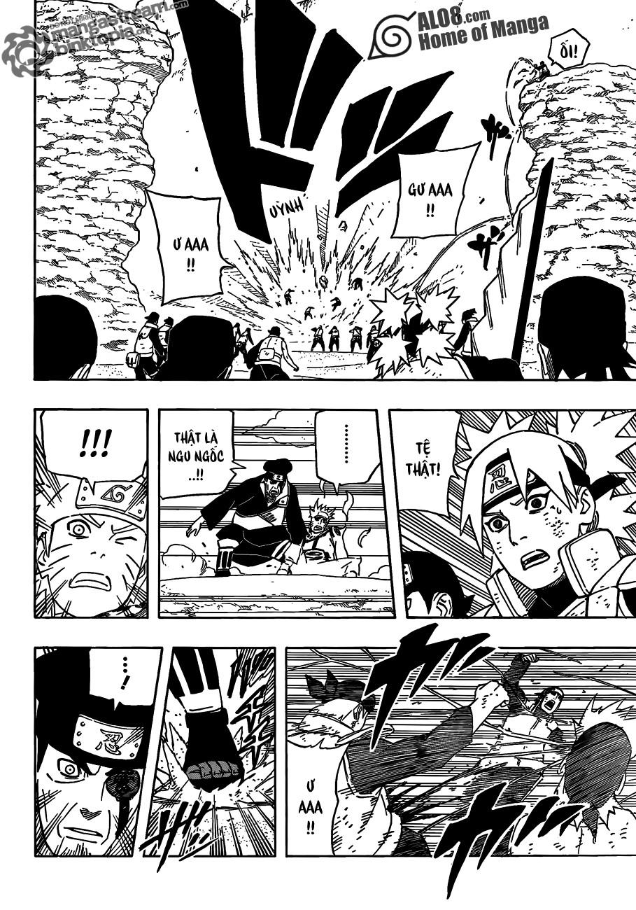 Naruto chap 554 Trang 13 - Mangak.info