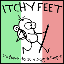 ITCHY FEET in Italian!