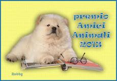 Amici degli animali 2013