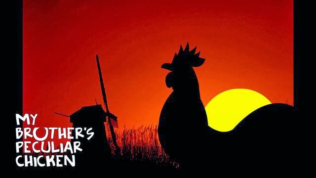 my brother s peculiar chicken by alejandro r roces The film academy of the philippines has already drawn up a  how my brother leon brought  my brother's peculiar chicken by alejandro r roces my father goes.