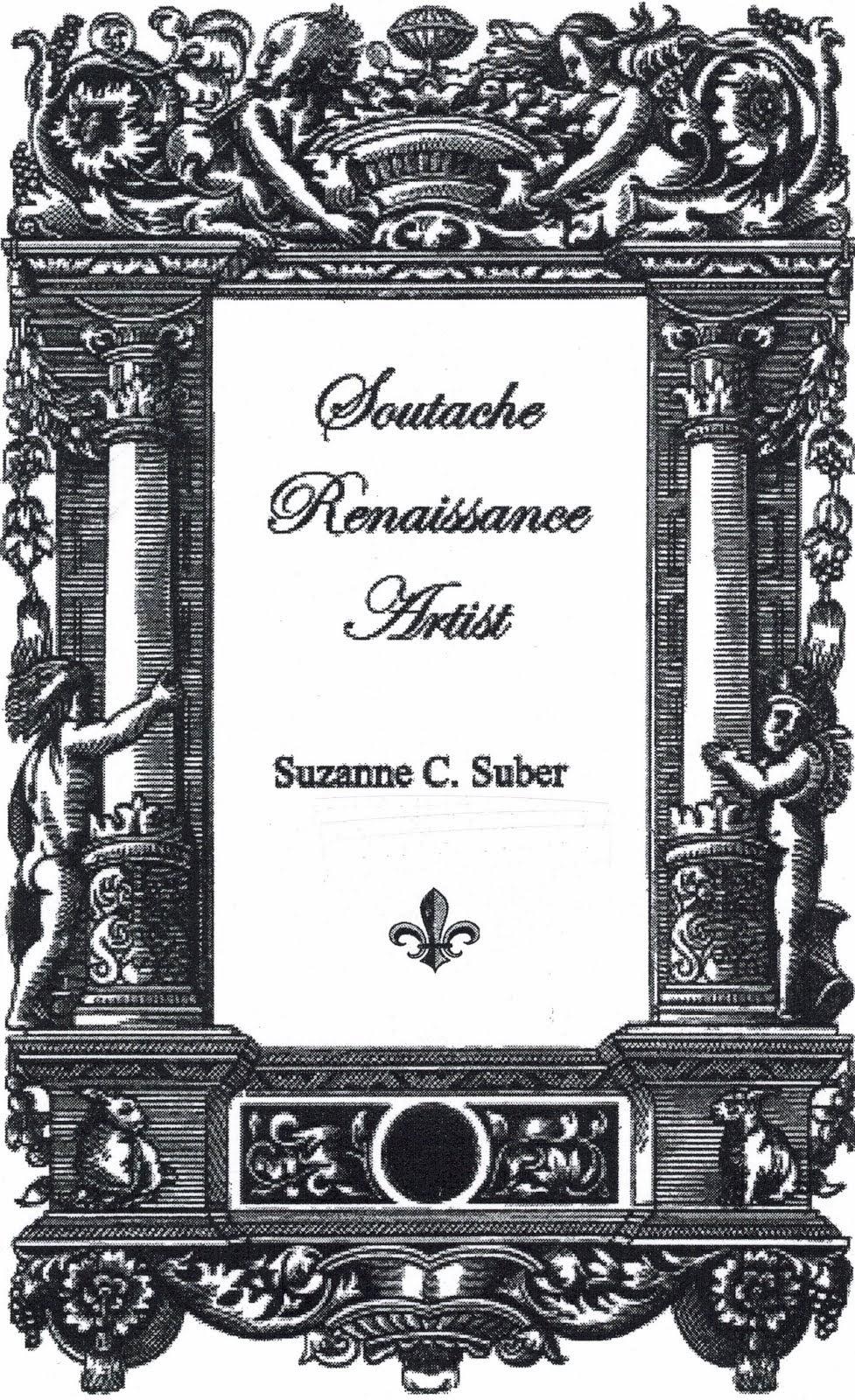Soutache Renaissance Artist