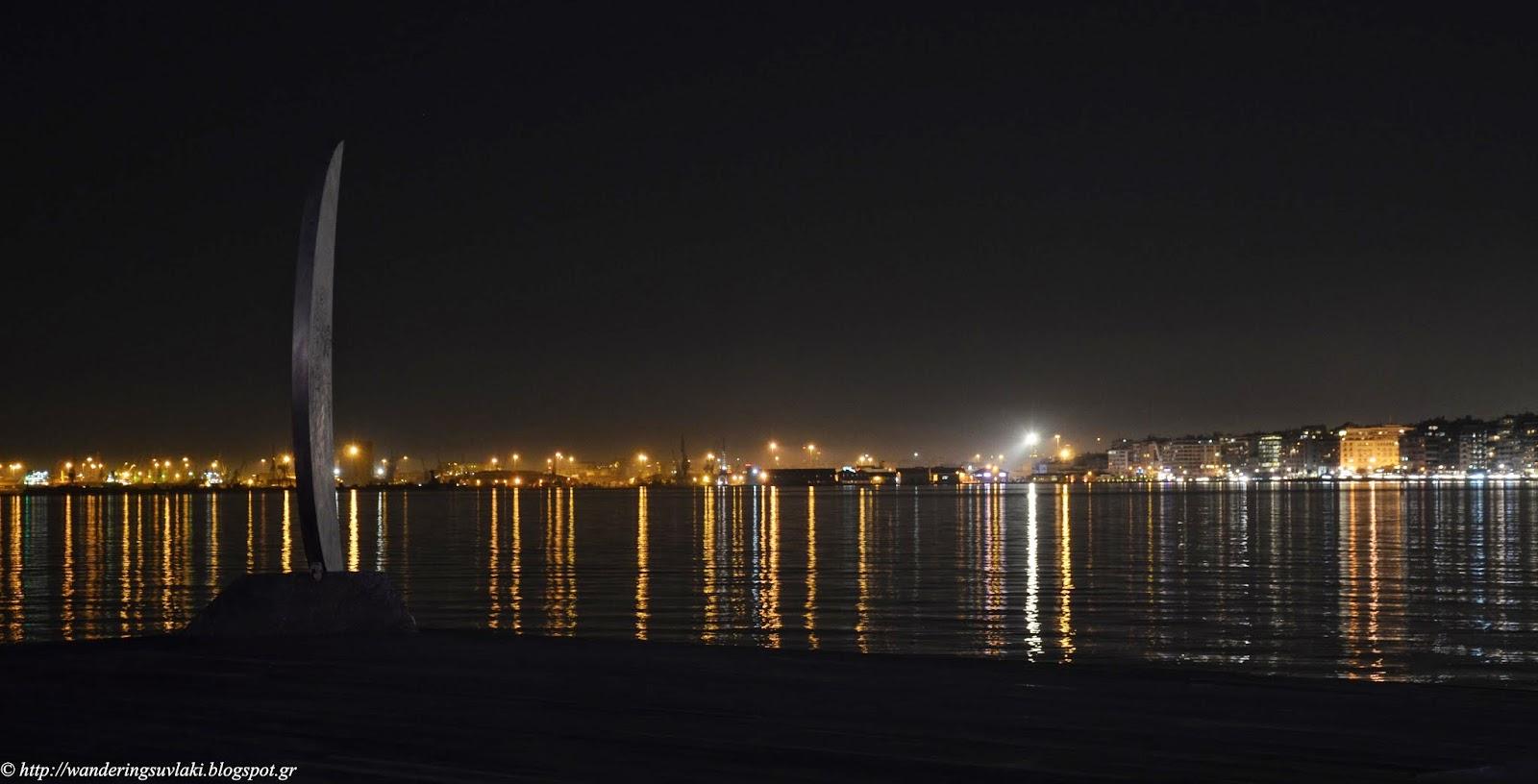 φεγγάρι νέα παραλία θεσσαλονίκης