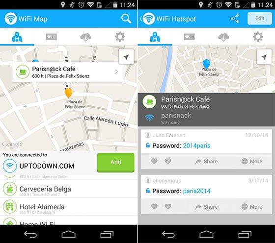 WiFi Map - Passwords v2.2.0 [Unlocked] ~ SUCHIN TRICKS