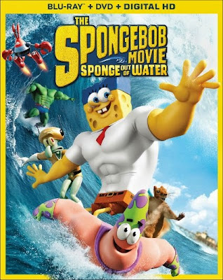 The SpongeBob Movie Sponge Out of Water 2015 720p BRRip 750mb AC3 5.1 ESub