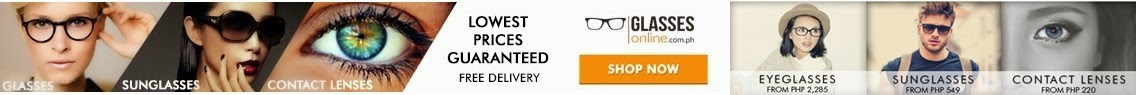 Sponsors: SHOP NOW at Glassesonline.com.ph  |  Lowest Prices Guaranteed  |  Free Delivery