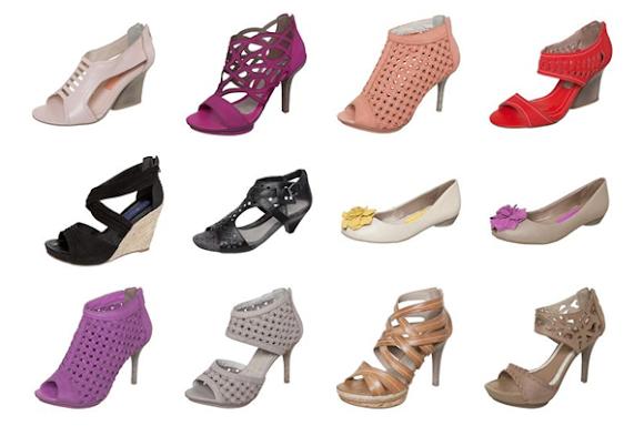 ramarim 2012 Ramarim Calçados   Coleção Ramarim 2014
