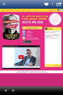 App QR #Annoyomics Risto Mejide