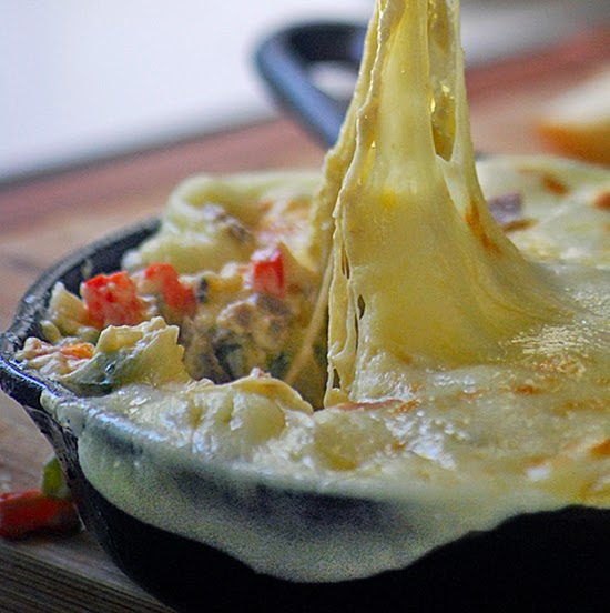Philly Cheesesteak Dip | by Life Tastes Good