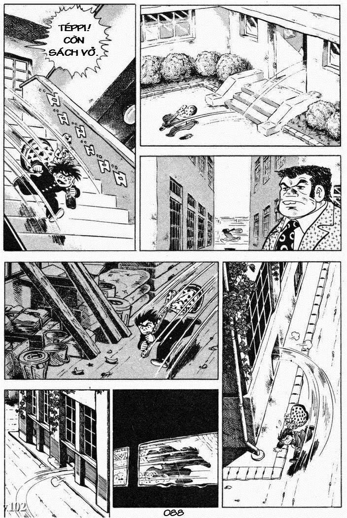 Siêu quậy Teppi chap 90 - Trang 43