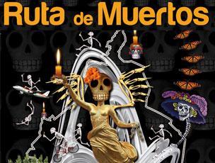 La Ruta de los Muertos en la Ciudad de México