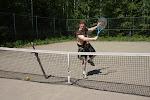 Tennis on kuin miekkailua tai gladiaattorien ottelua ilman verenvuodatusta
