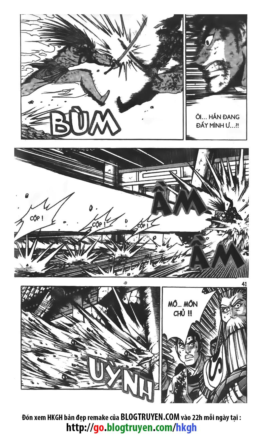 Hiệp Khách Giang Hồ chap 216 page 12 - IZTruyenTranh.com