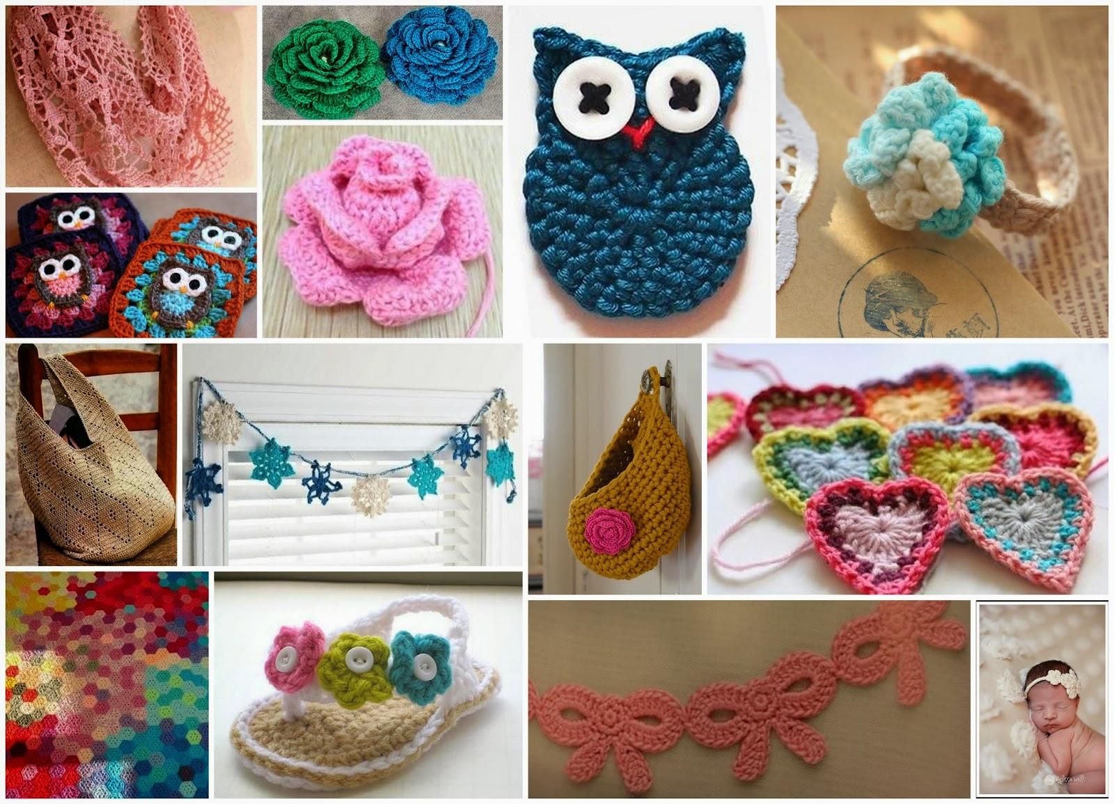 Crochet patterns – szydełkowe wzory i inspiracje.