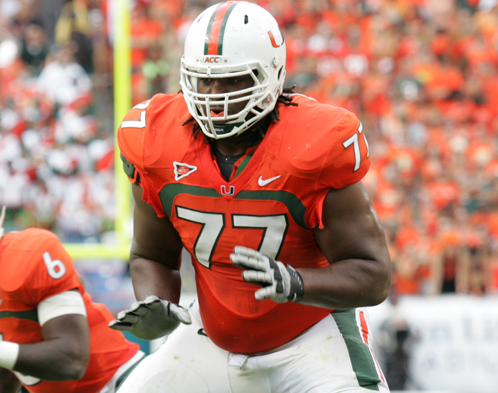 Eagles Mock Draft: NFL Draft Prospect Seantrel Henderson