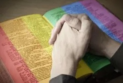"Breve no mercado a ""Bíblia Gay"""