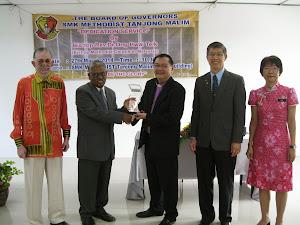 Majlis Dedikasi Bangunan Baharu MES Tg. Malim