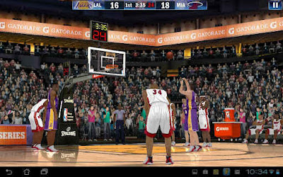 NBA 2K13 Full 1.1.2 [APK + DATA ] Free Download