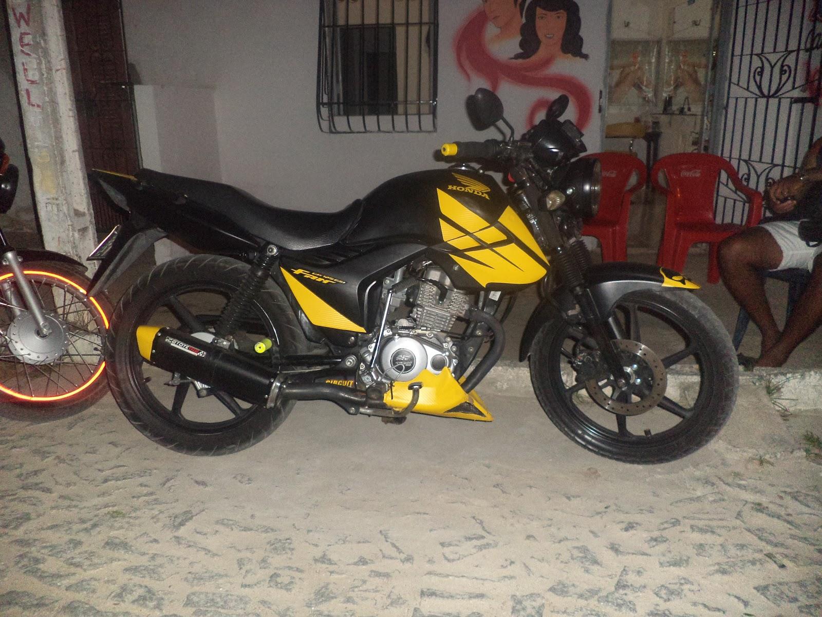 Motos 125 tunadas | Motos 125