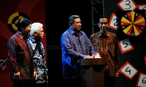 Foto SBY : Jokowi
