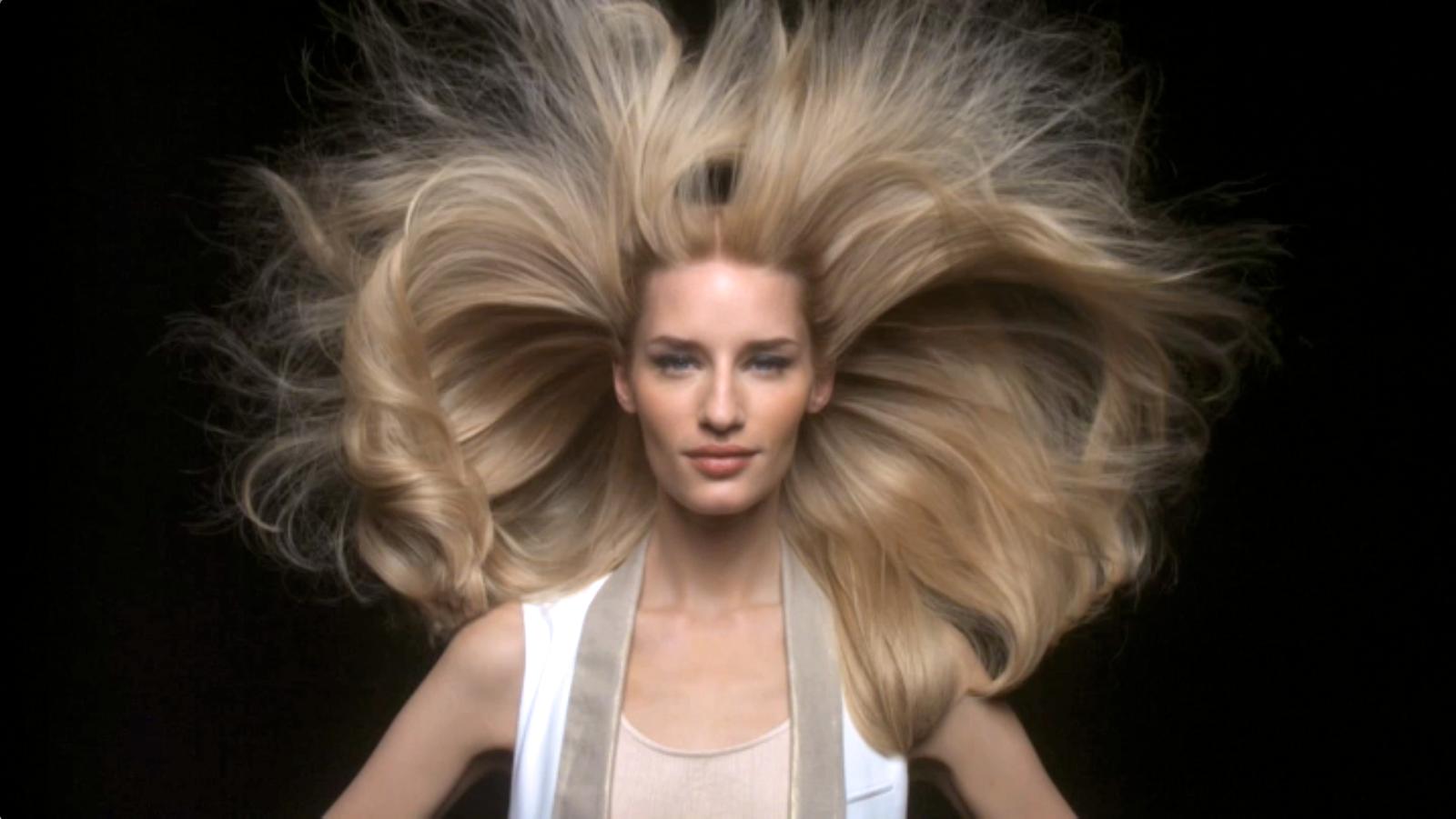 Ken Arthur Hair Garnier Olia Tvc