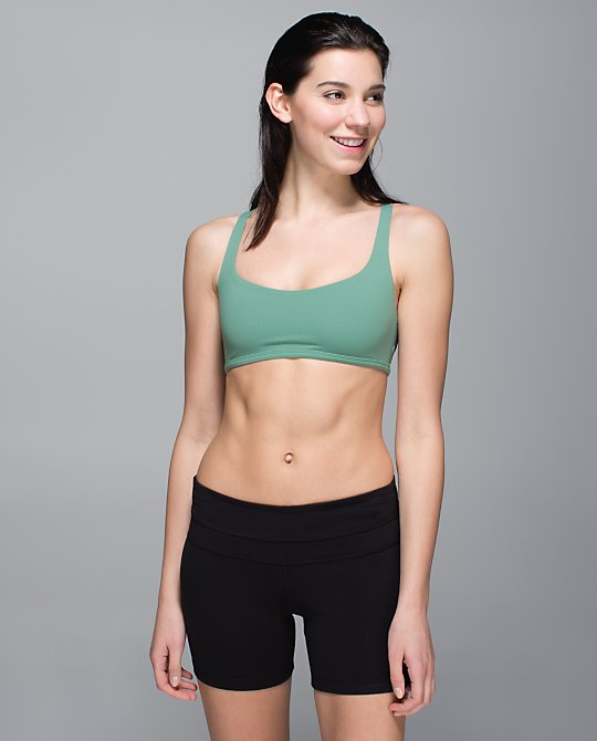 lululemon-free-t-be-wild vintage-green