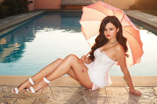 selena gomez harper s bazaar magazine photoshoot april