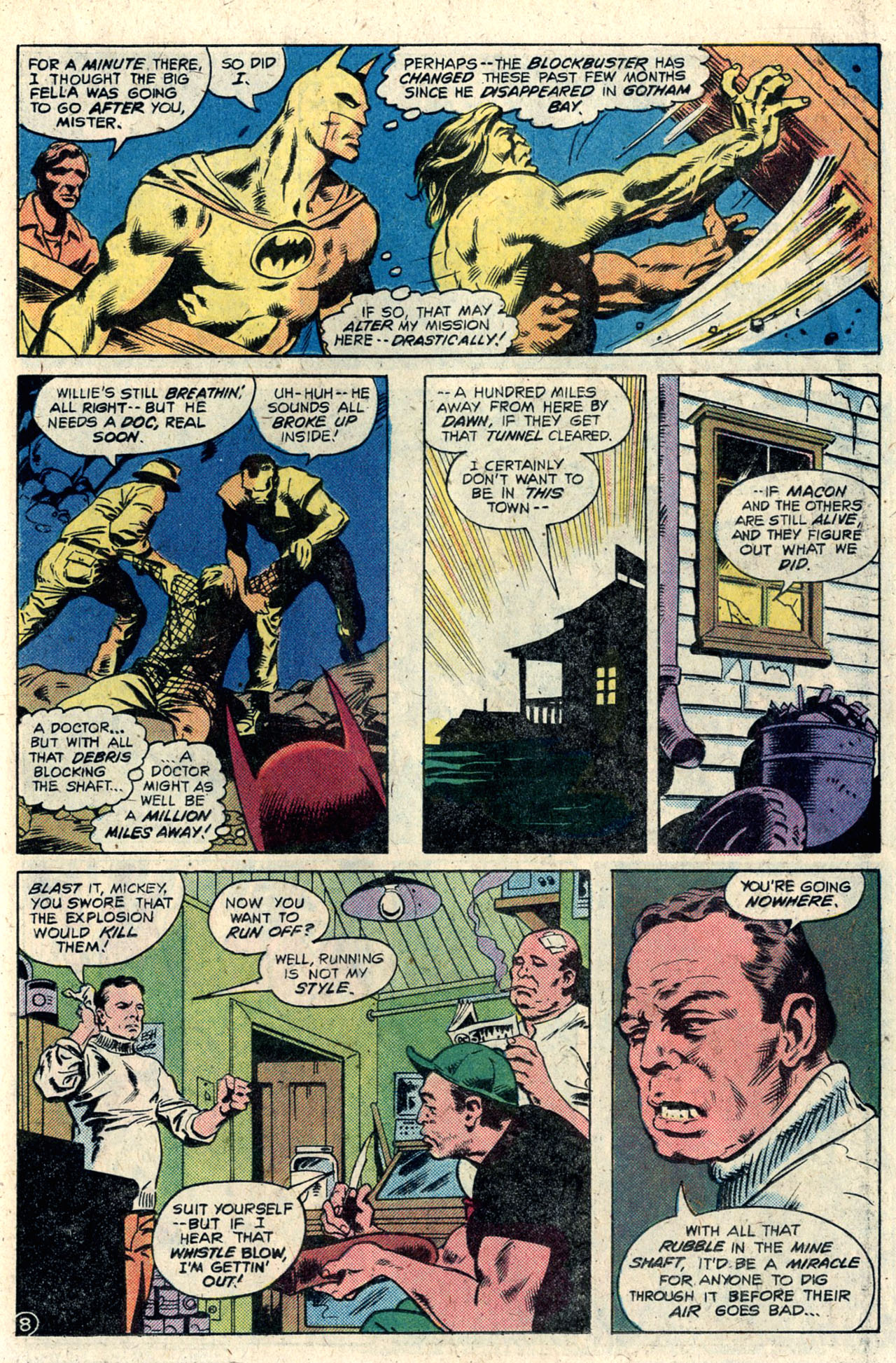 Detective Comics (1937) Issue #499 Page 11