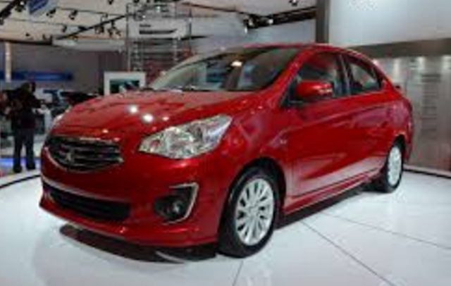 2017 Mitsubishi Mirage Sedan Redesign