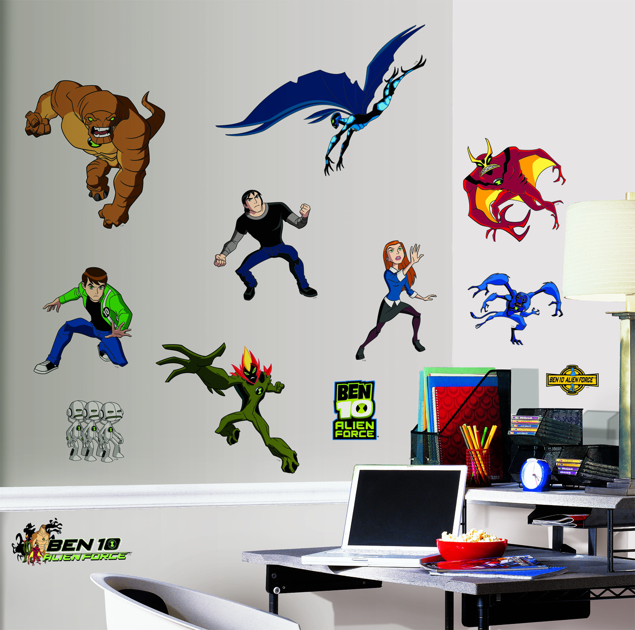 youngspaces all your favorite cartoon characters in the spongebob movie character giant wall decals