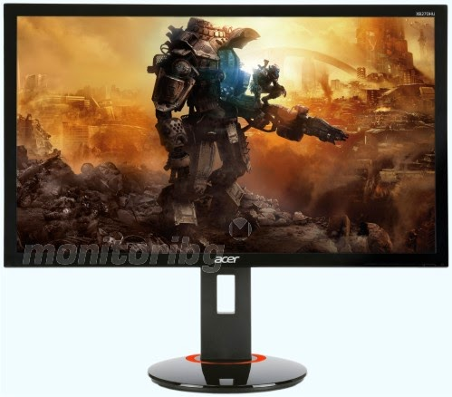 IPS AMVA monitor 144 Hz