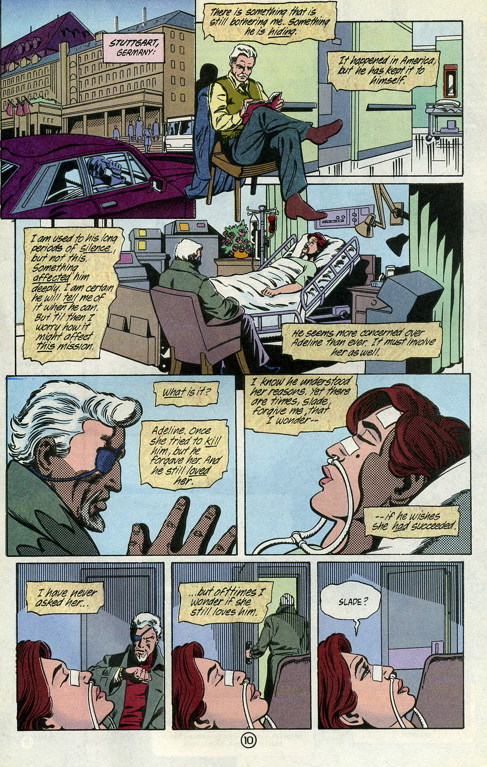 Deathstroke (1991) Issue #2 #7 - English 13