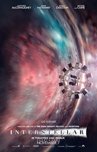 Poster original de Interstellar