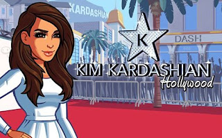 Screenshots of the Kim Kardashian Hollywood for Android tablet, phone.
