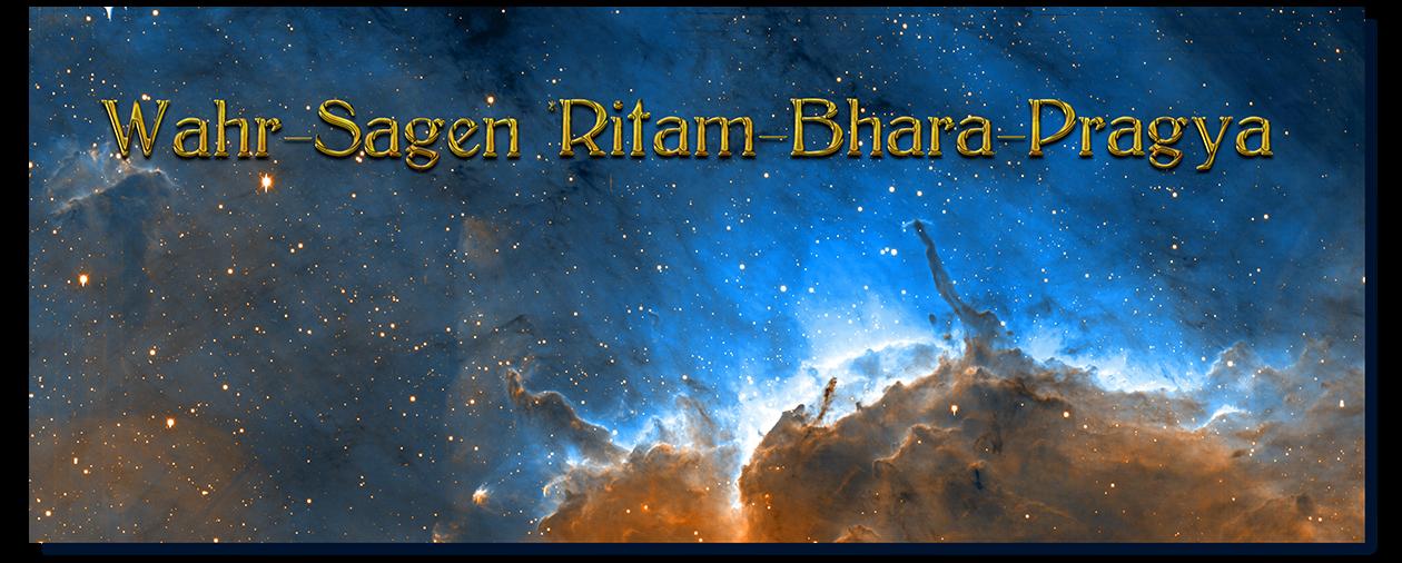 Wahr-Sagen *Ritam-Bhara-Pragya