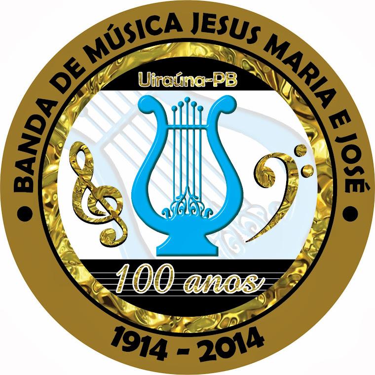 Banda de Música Jesus Maria José: Patrocinada pelo Fundo Nacional de cultura e pela FUNARTE.