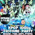 KPOP IDOL CUSTOME PARTY en Arequipa  (27 oct)