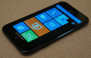 Samsung Focus S - Samsung's First Windows Phone 8 to Sport Galaxy S III Hardware