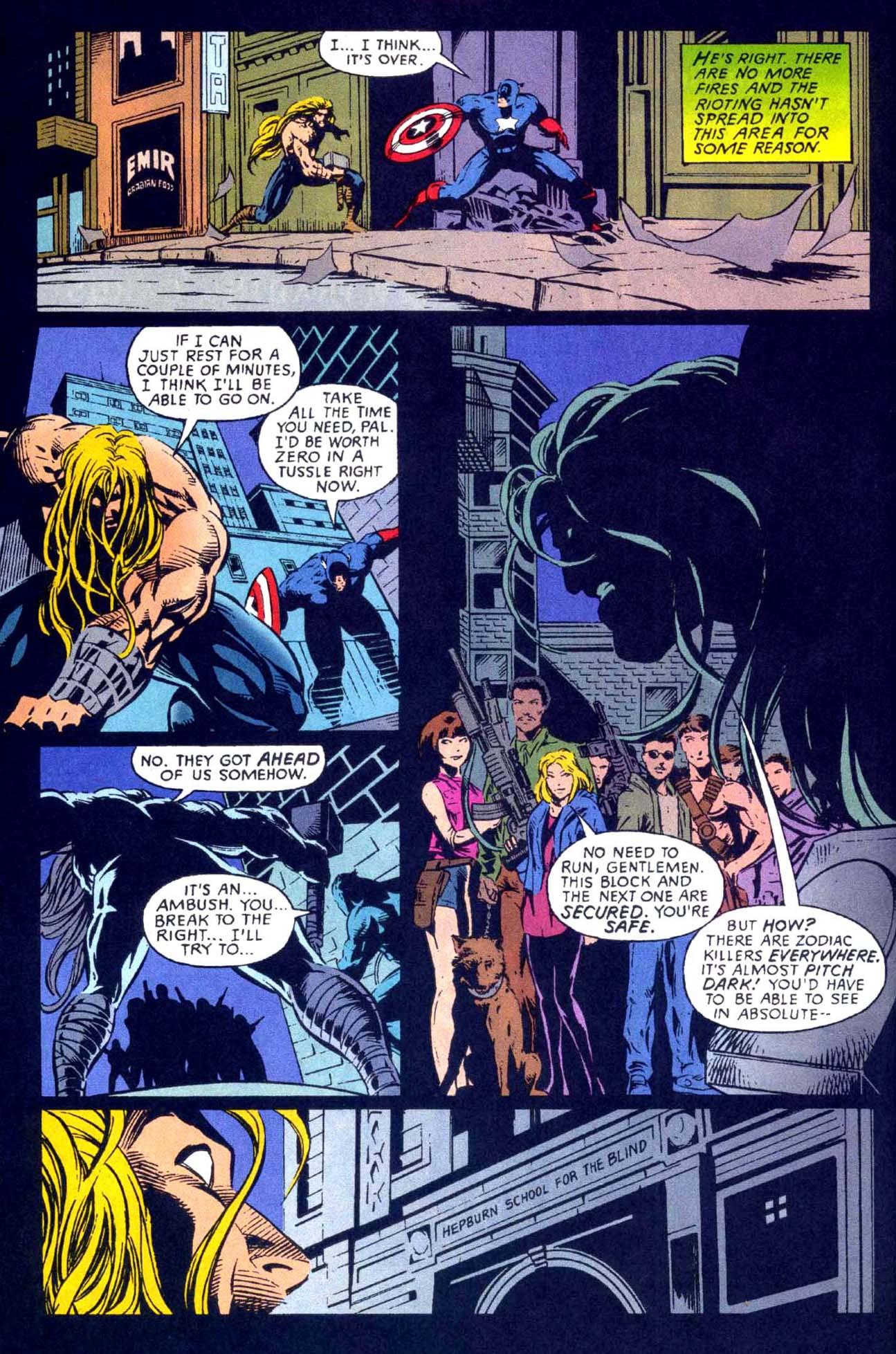 Captain America (1968) Issue #449b #404 - English 16