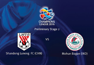 AFC Asian Champions League: Shandong 6-0 Mohun Bagan