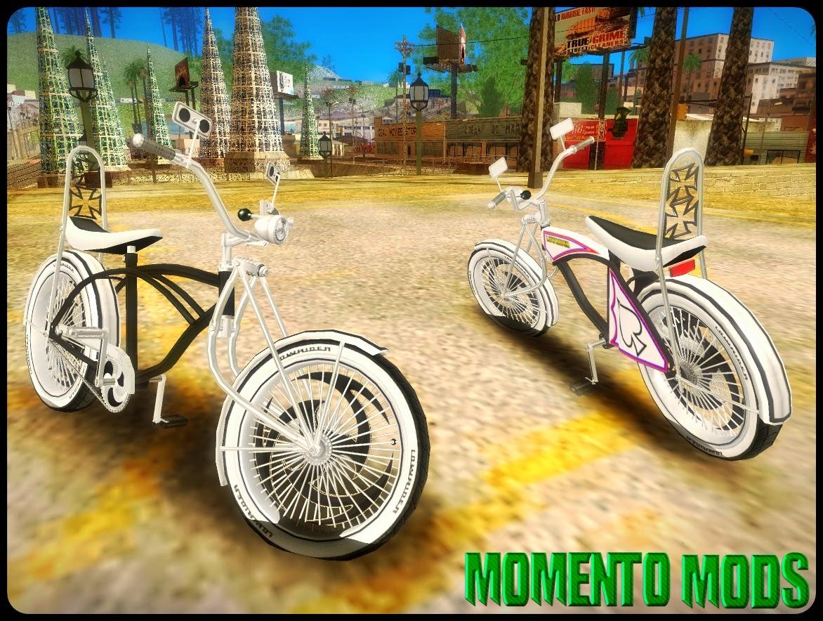 GTA SA - Bike
