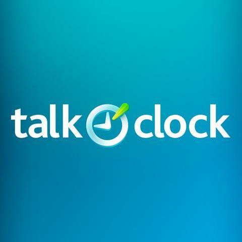 Сервис TalkO'Clock логотип